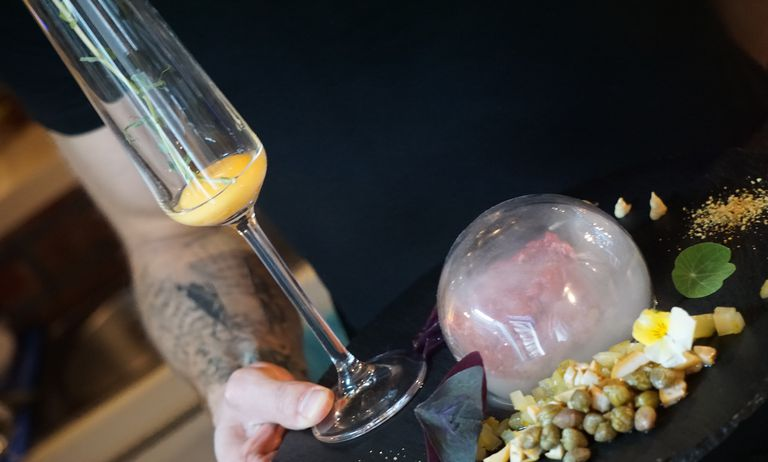 Restauracja Future & Wine