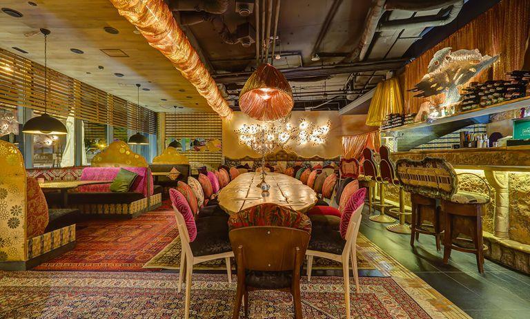 Le Cedre® Lounge